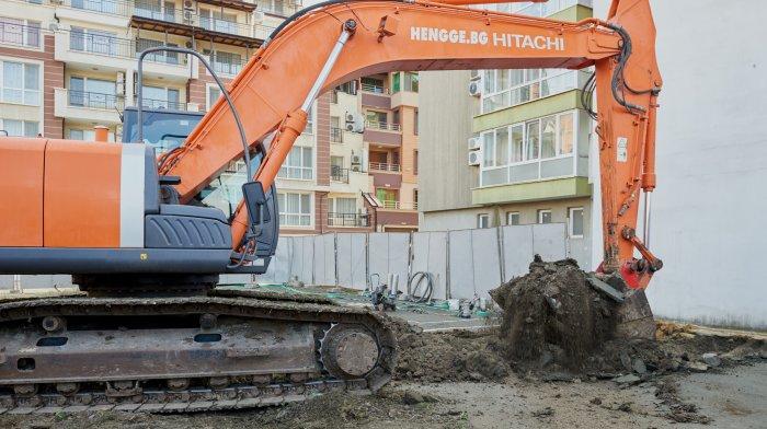 """Стартира изграждането на жилищна сграда """"Свети Димитър"""""""