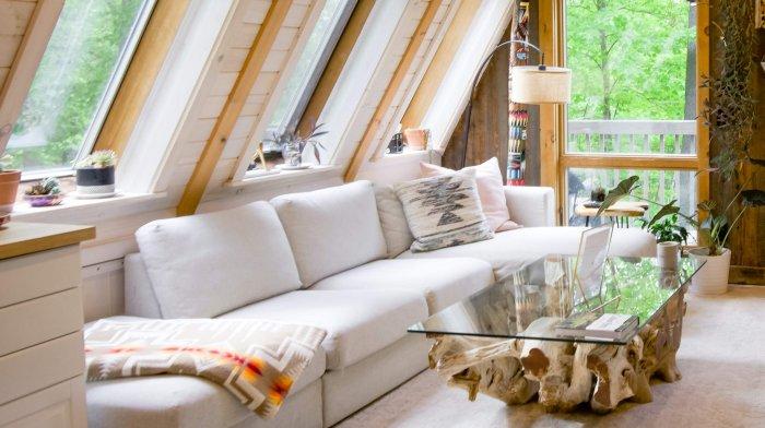 Плюсове и минуси на мансардния апартамент