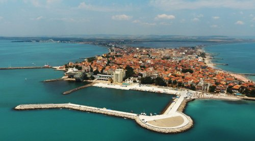 Започна вторият етап от изграждането на Рибарско пристанище – Поморие